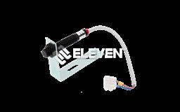 LFM 12-10Z Sensor Magnético Tubular com Suporte 1NA/24VCC